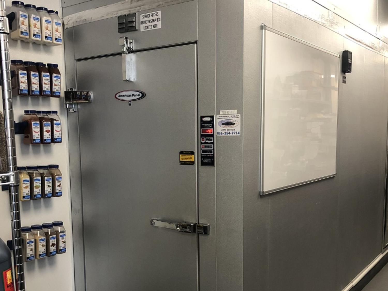 Americooler Walk-In Refrigerator